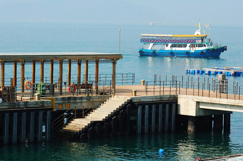 高流灣碼頭 Kau Lau Wan Pier