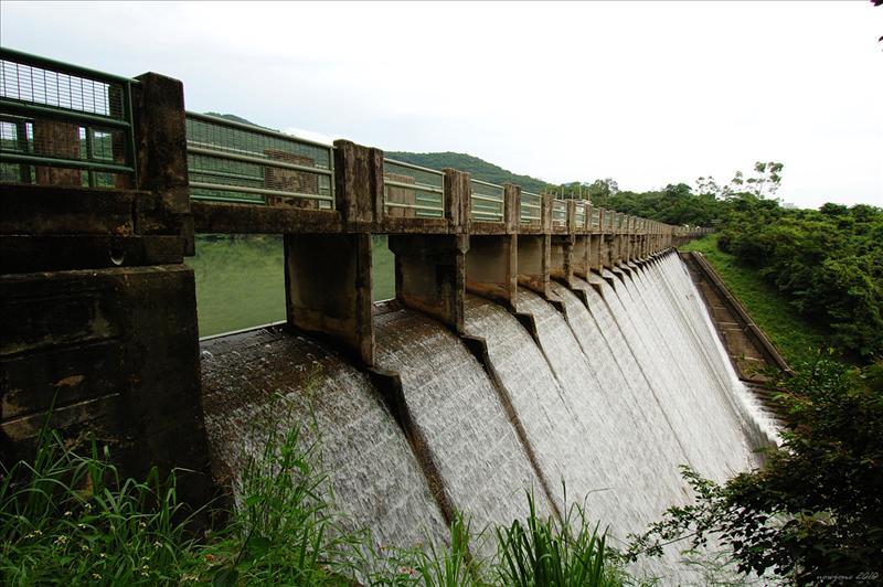 下香港仔水塘 Aberdeen Lower Reservoir