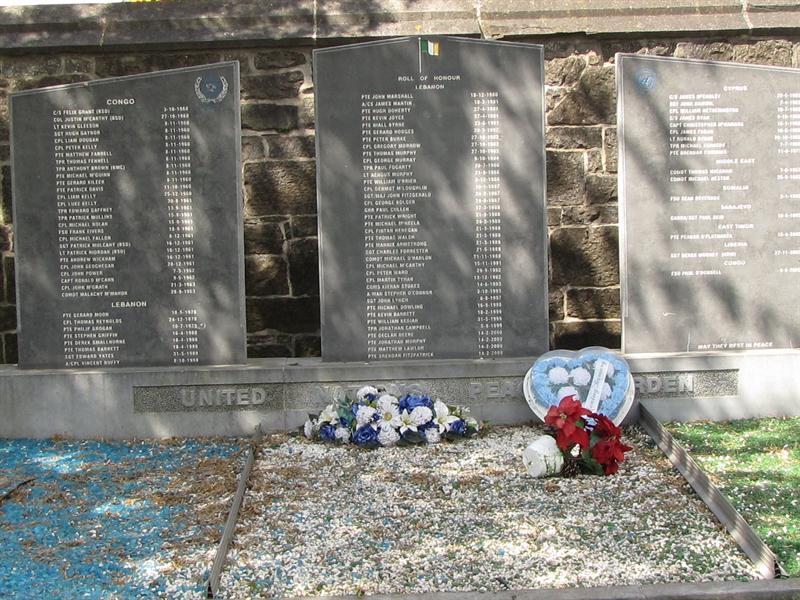 UN Peacekeeper Memorial