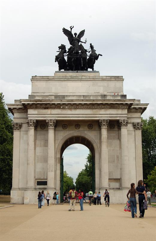 Wellington Arch: London