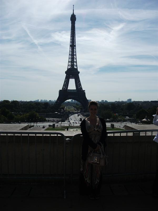 Eiffel Tower @ Trocadero