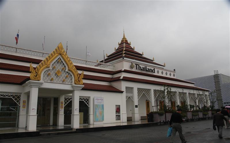 Thailand Pavilion, 2010 Expo Shanghai, China