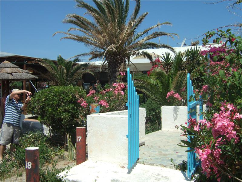 Near to the Sacallis Hotel, Kefalos Bay