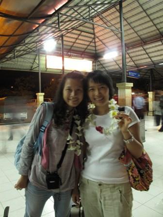Siam smile in Bali