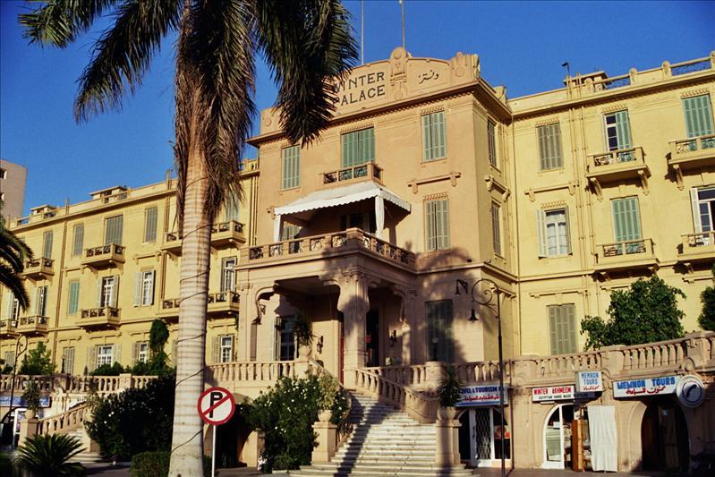 Winter palace hotel, luxor