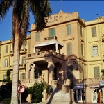 Winter palace hotel, luxor