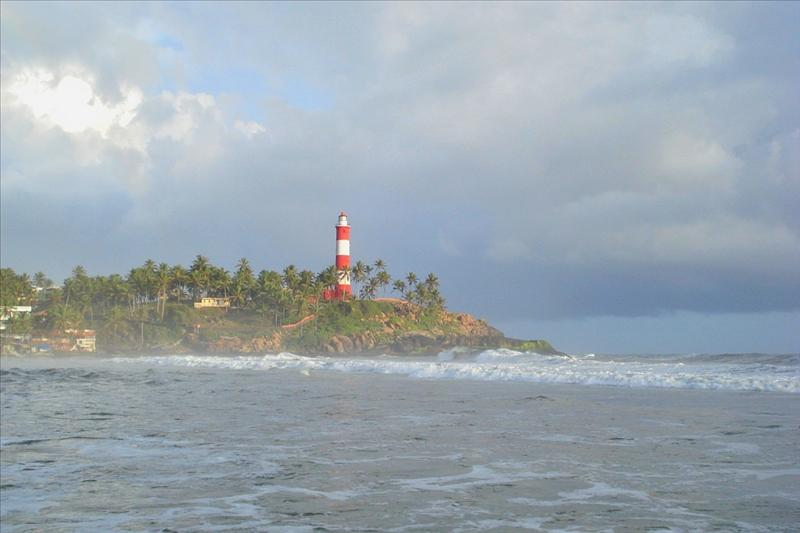 Light House at distance