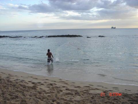 Island Net Fishing