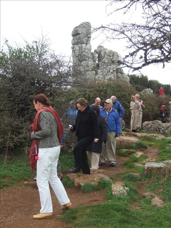 Antequera - El Torcal Nature Reserve
