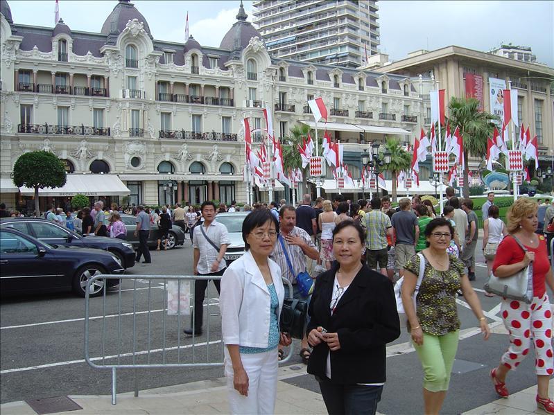 Monte Carlo Casino Beckons