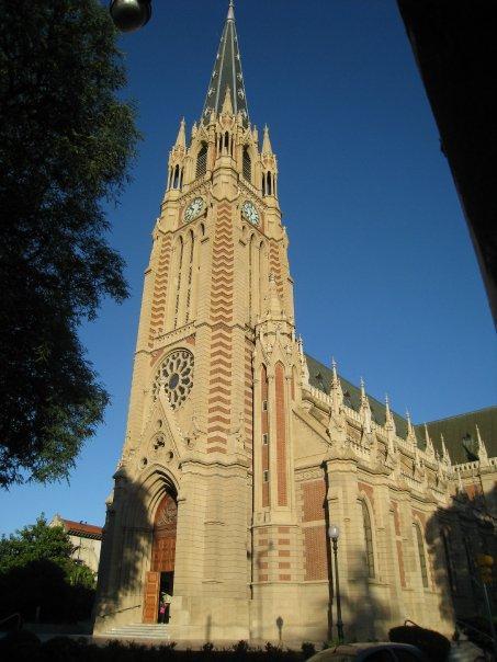 En Kirke i San Isidro, fra 1905