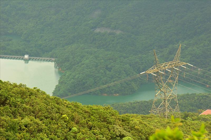 上香港仔水塘
