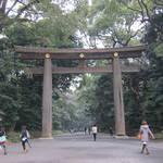 2012Tokyohe東京へDAY2明治神宮、原宿、青山、表參道