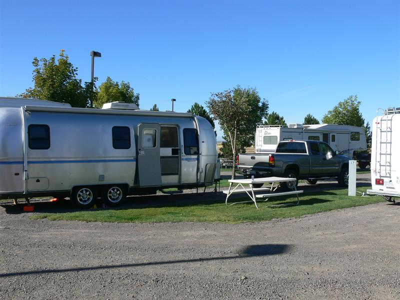 Twin Falls Campground