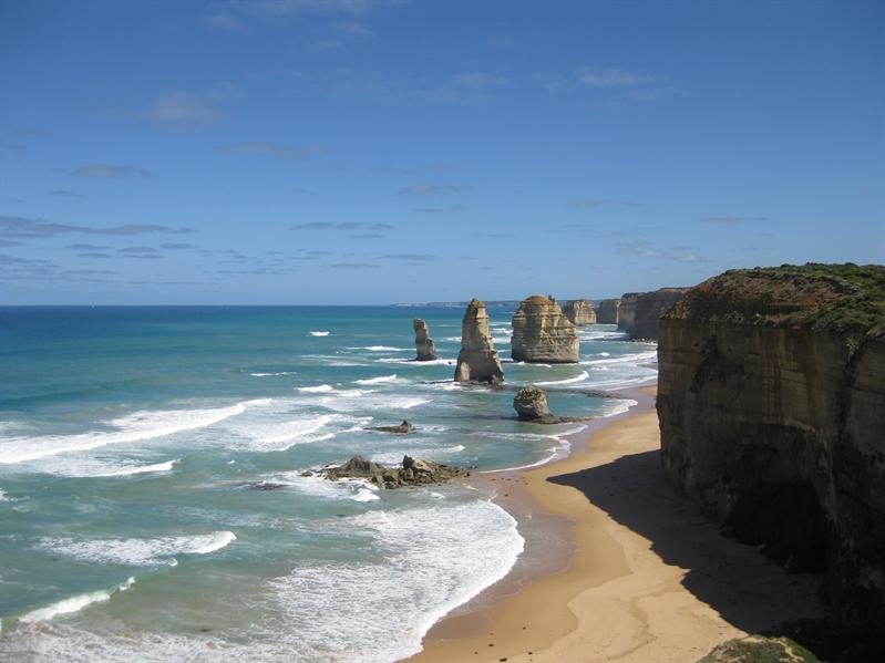 The 12 Apostles by Day