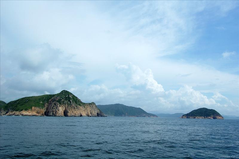 Steep Island 青洲