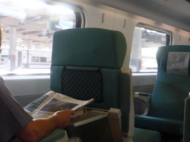 Train to Toledo.