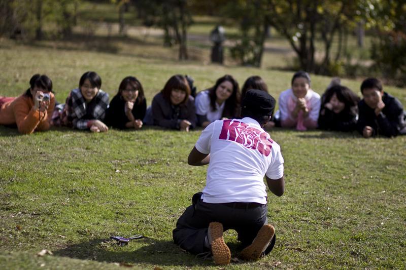 kids having fun... ;)