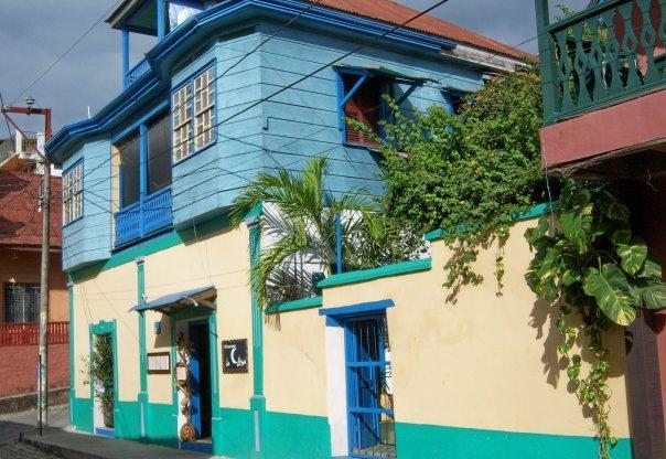 FLORES, GUATEMALA - LA LUNA