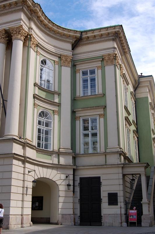 Motzart opens Don Giovanni - Prague