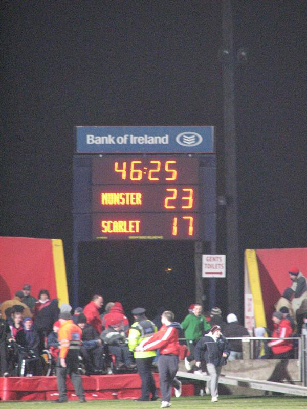 Final-Munster won! YES!!!