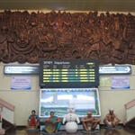 Inside Dabolim Airport