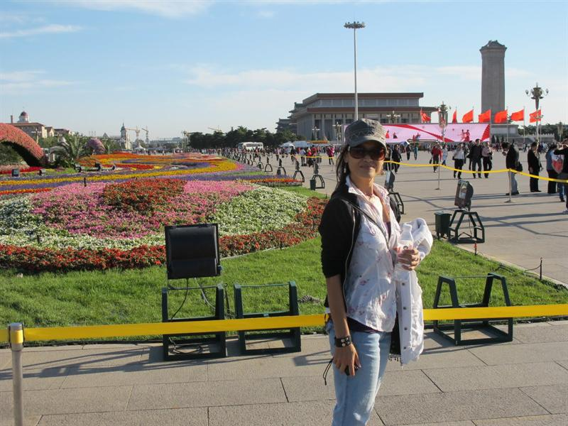 Tiananmen Square ( 天安門廣場)