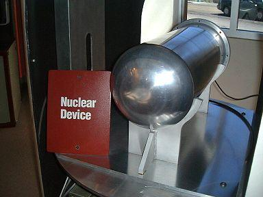 Nuclear Device at Los Alamos