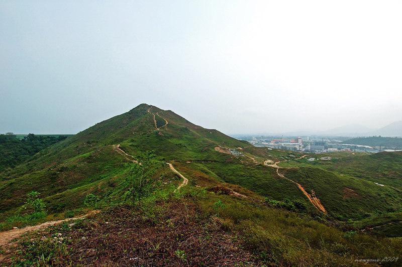Ah Kai Shan丫髻山
