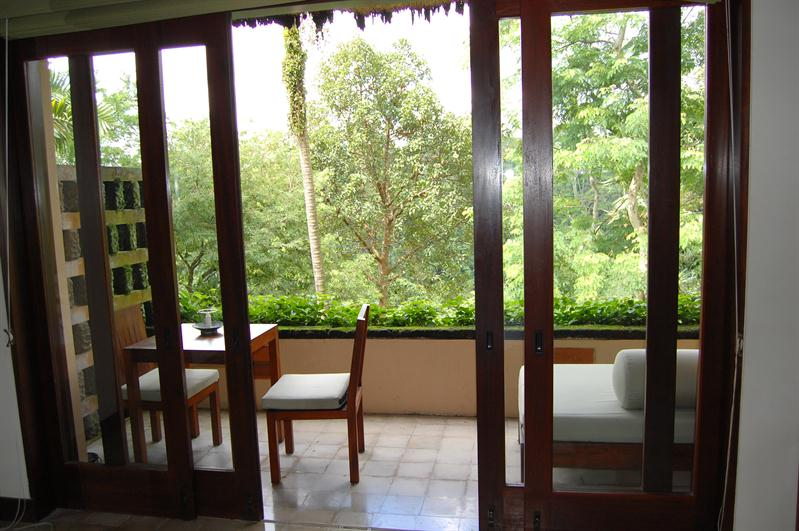 Alila Ubud hotel - room view