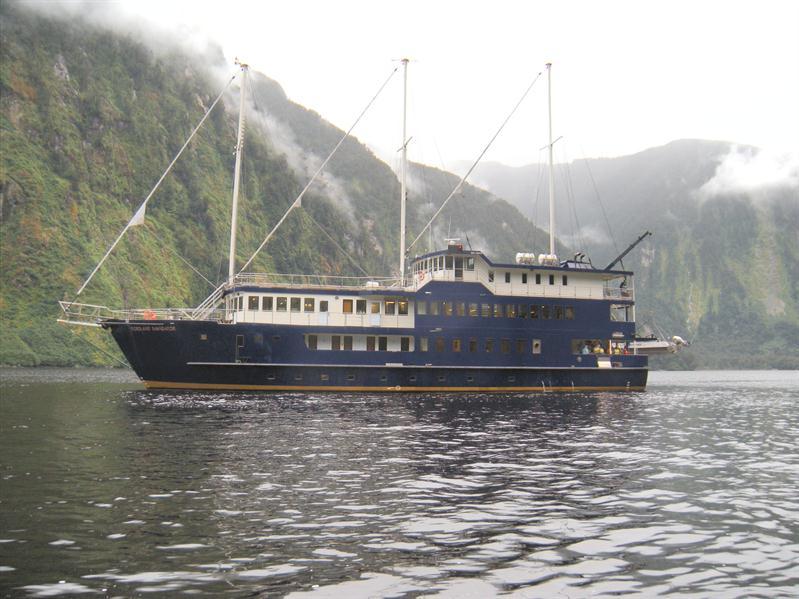 The Fjiordland Navigator