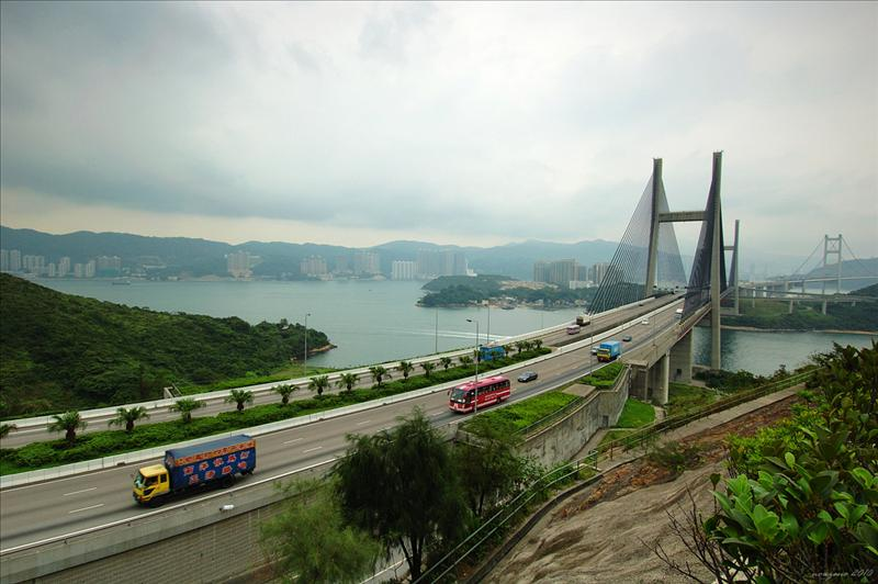 汲水門大橋 Kap Shui Mun Bridge