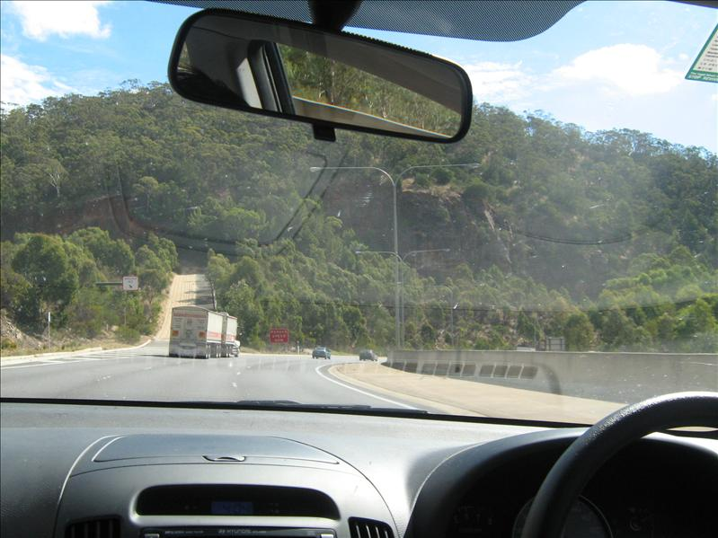 the hills again