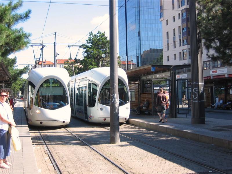 里昂电车Tramway