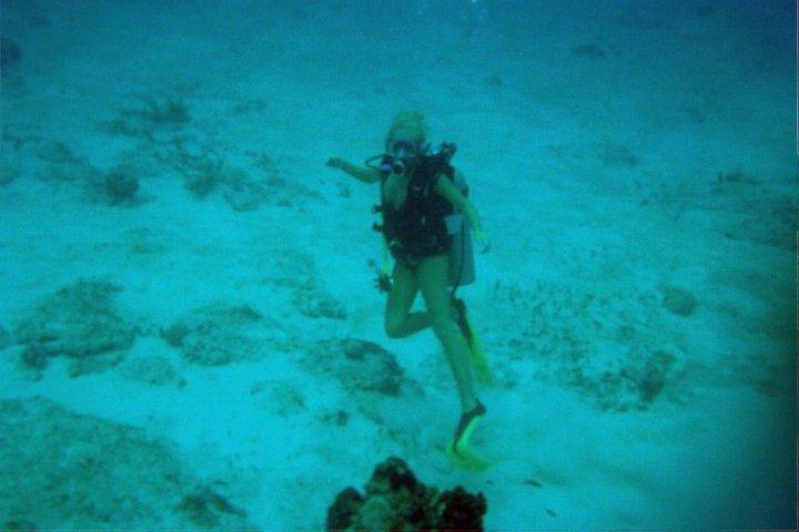 under water 9