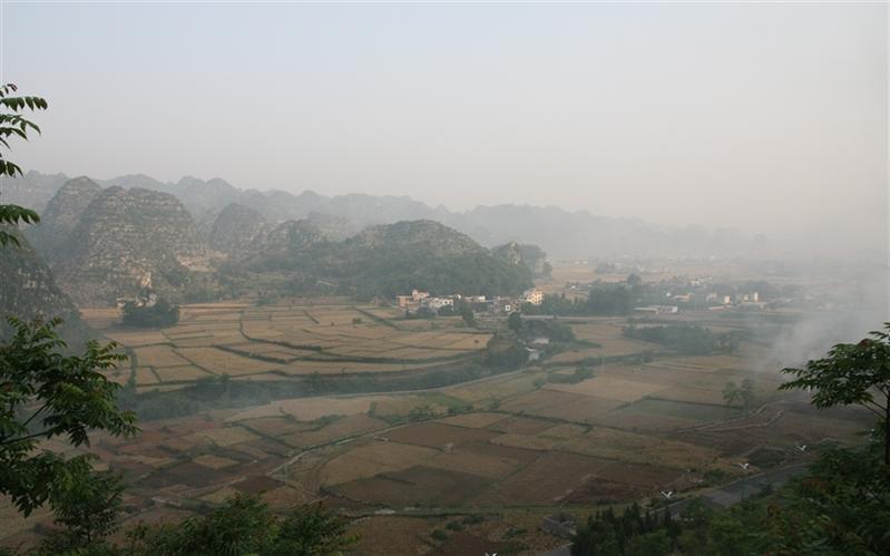 WanFengLing, GuiZhou, China