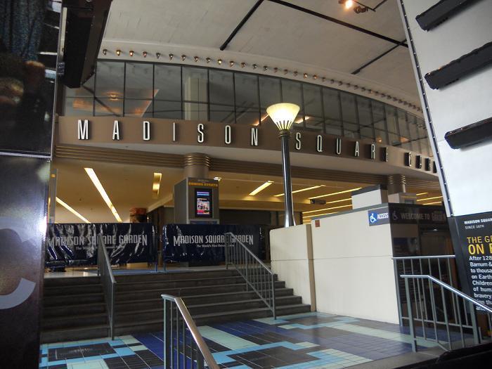 New York - Madison Square Garden