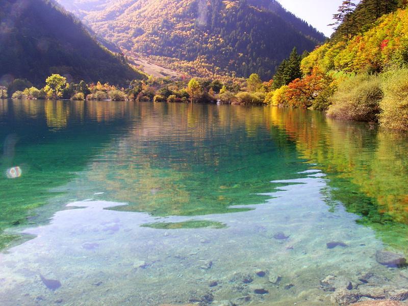 Spark Lake (huǒhuā hǎi) 火花海