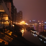 chongqing riverside view