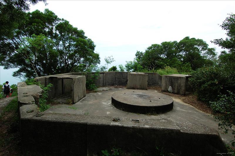 Gun Battery 松林炮台
