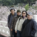【Happy Traveller】20100310登山社第70次活動-三芝天元宮賞櫻+緣道觀音寺參禪