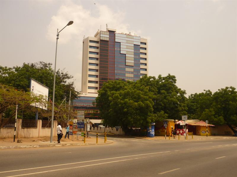 Accra - modernes Afrika - westliches Afrika?