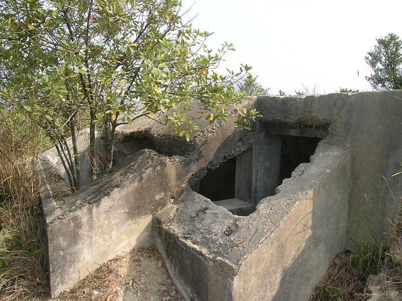 ShingMun Redoubt城門棱堡