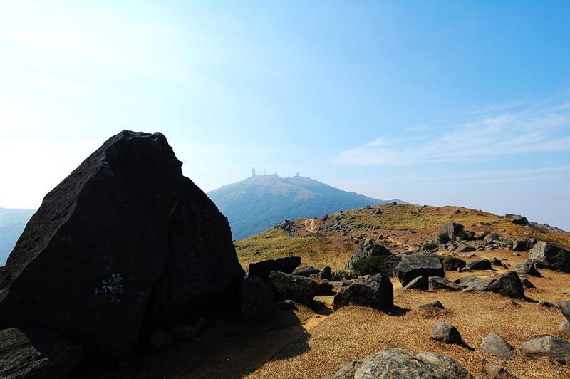 四方山山頂 (785米) (大瀝頂) 石林