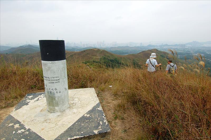 馬頭嶺 164米 Ma Tau Leng