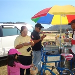 summertime in baguio 2010 with my family