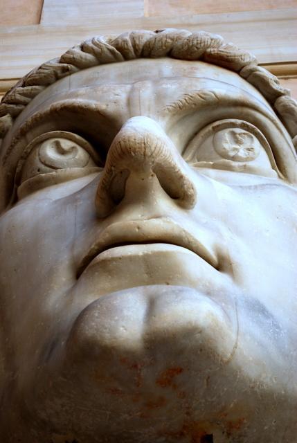 That's the Emperor Constantine