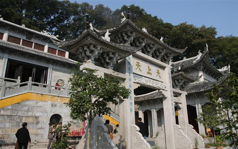 YuQuan Temple, HuBei, China
