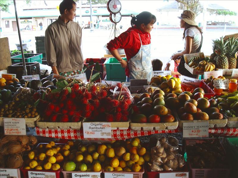 Hilo - Farmers Market