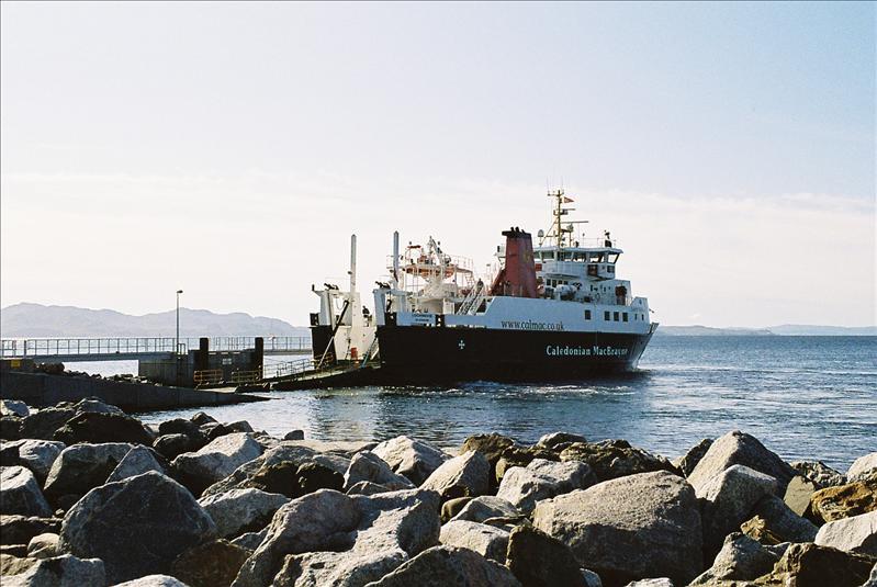 Cal Mac Ferry